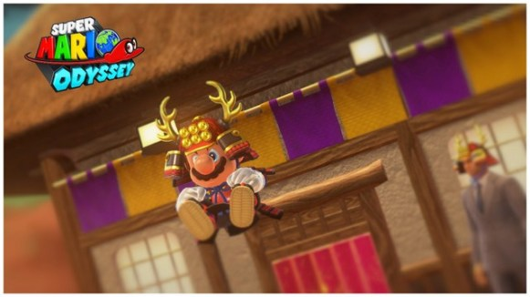 Super Mario Odyssey - pays de Bowser 8