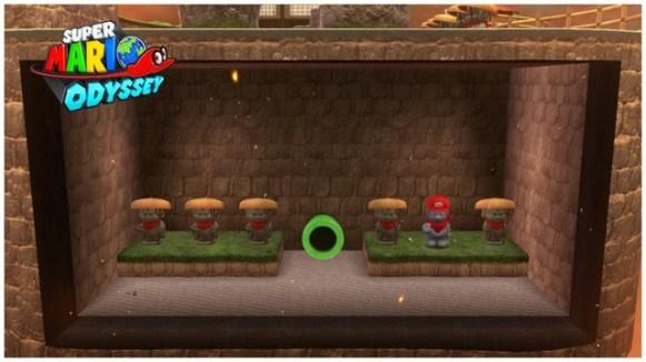 Super Mario Odyssey - pays de Bowser 10