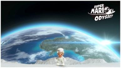 Super Mario Odyssey - pays de la Lune 2