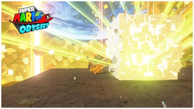 Super Mario Odyssey - pays de la Lune 10