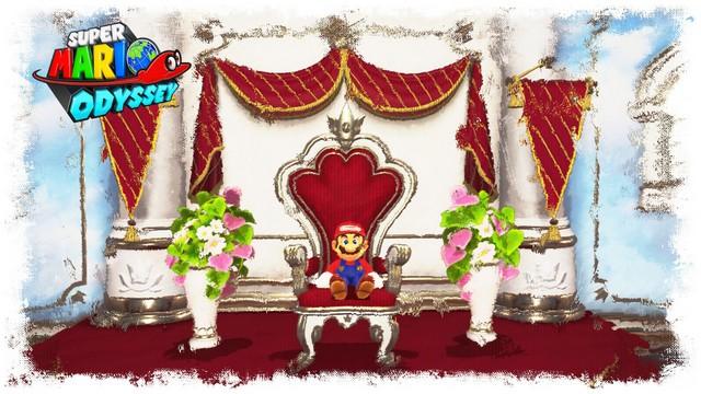 Super Mario Odyssey - Royaume Champignon 6