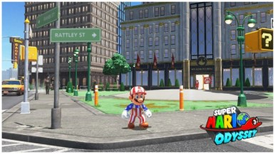 Super Mario Odyssey - pays gratte-ciel 58