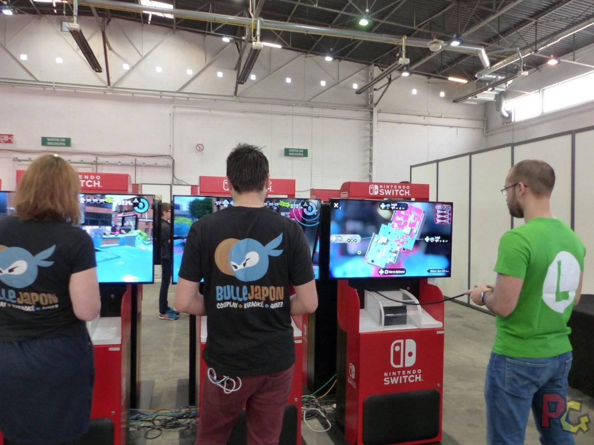 Hero Festival 2017 - Nintendo Switch