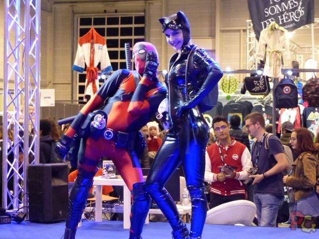 Hero Festival 2017 - cosplay thème Harley Quinn