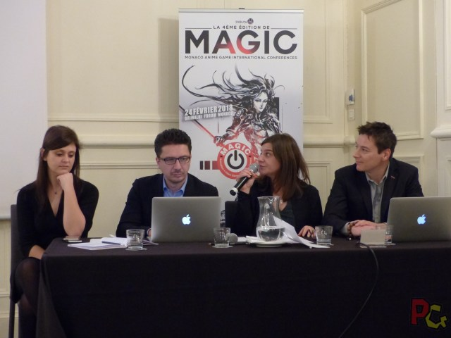 Conf presse MAGIC 2018