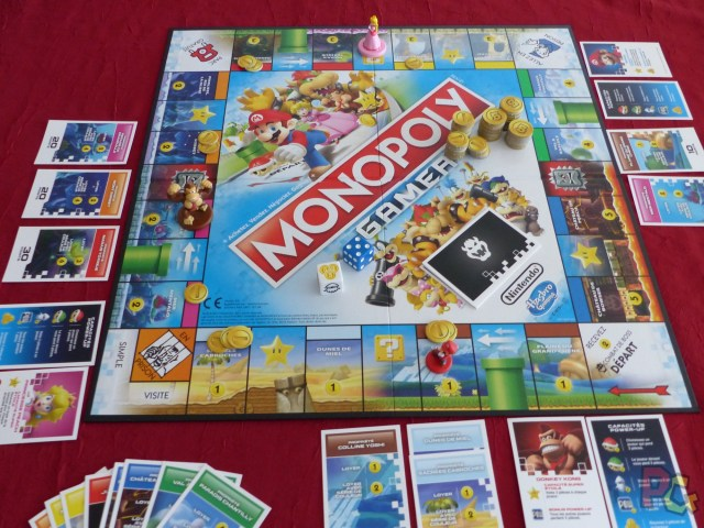 Monopoly Gamer - Plateau