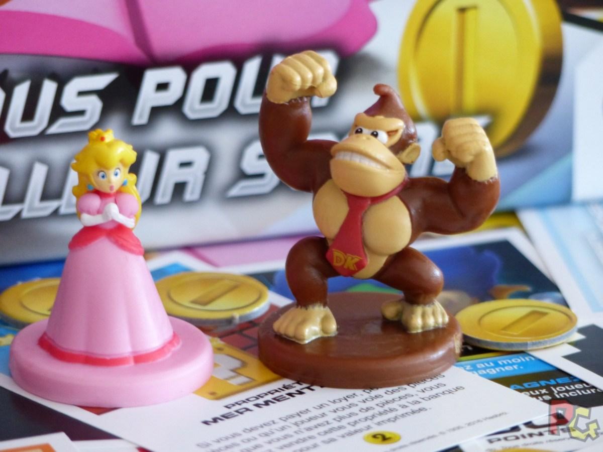Monopoly Gamer - Peach et Donkey Kong