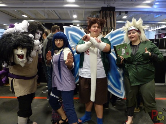 Paris Manga - Cosplay groupe