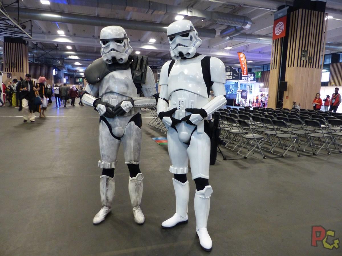 Paris Manga - cosplay stormtroopers