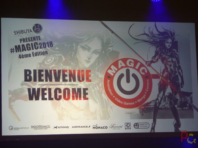 MAGIC2018 - Bienvenue