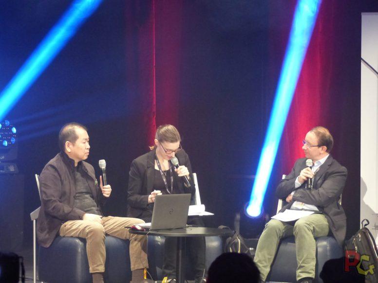 MAGIC2018 - conférence Yu Suzuki