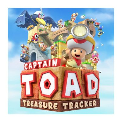 ND-8-mars - Captain Toad