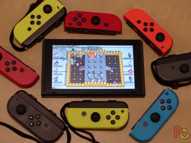 Switch - multijoueur