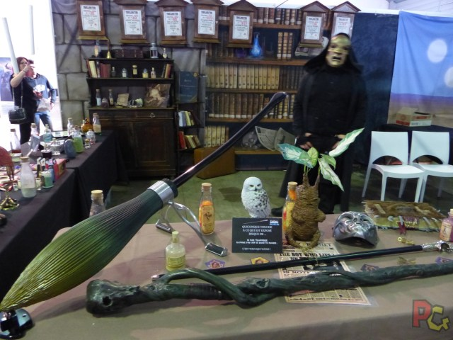 MAGS2018 Expo Harry Potter