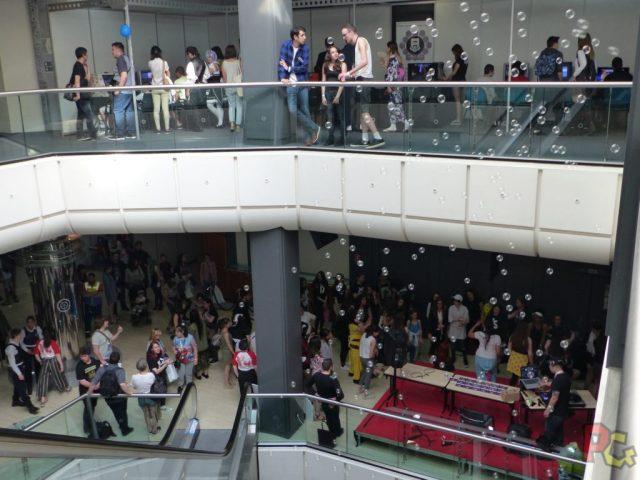 Mangazur 2018 - Palais Neptune