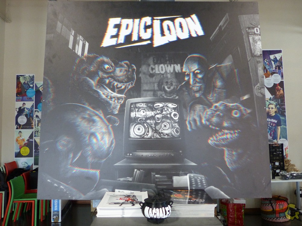 Lancement Epic Loon
