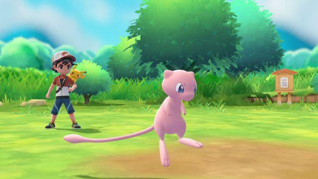 PokemonLetsGo_Mew