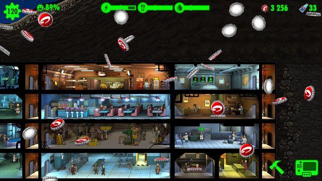 Fallout Shelter abri