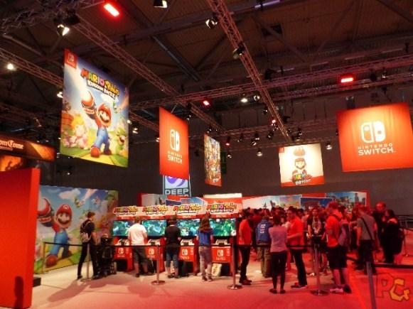 Gamescom 2017 - Nintendo