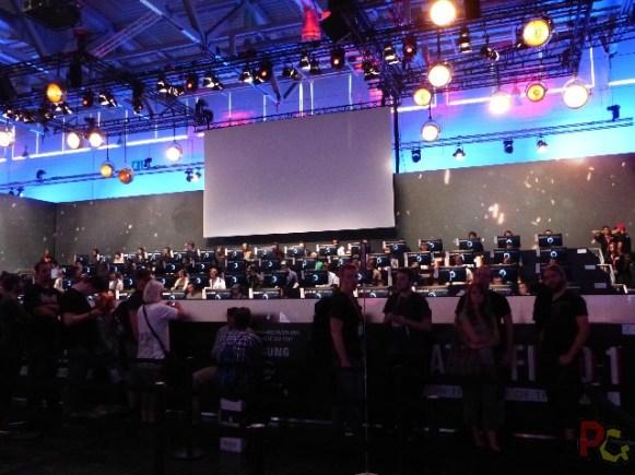 Gamescom 2017 - ordis EA
