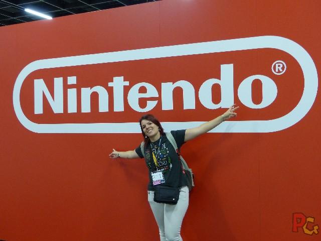 Gamescom 2017 - stand Nintendo privé
