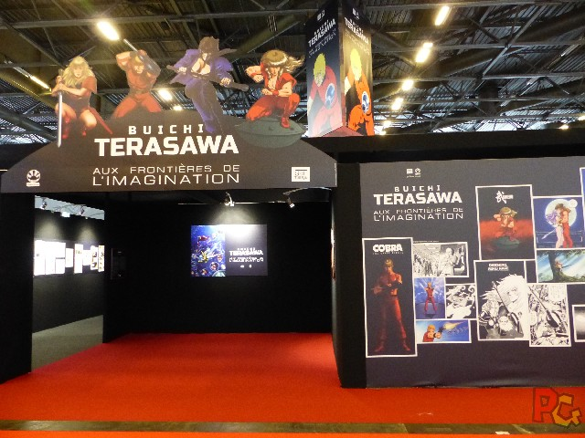 Japan Expo 2018 - buichi terasawa