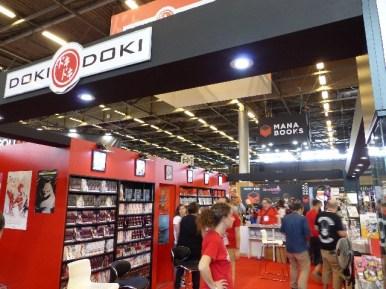 Japan Expo 2018 - stand Doki