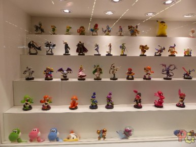 Nintendo Japan Expo 2018 - amiibos 1