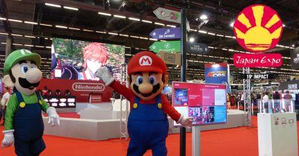 Nintendo Japan Expo 2018 - banniere
