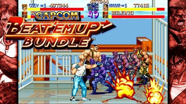 Capcom Beatem up Bundle