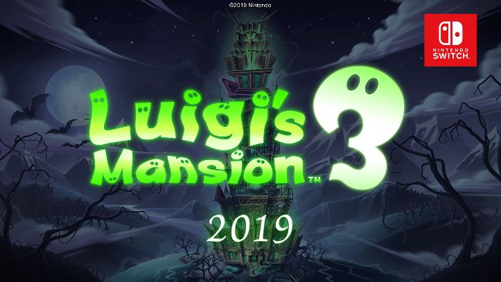 Luigis Mansion 3
