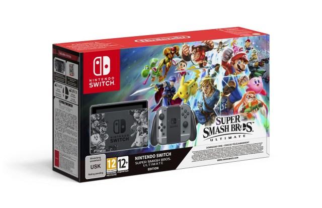Pack Super Smash Bros
