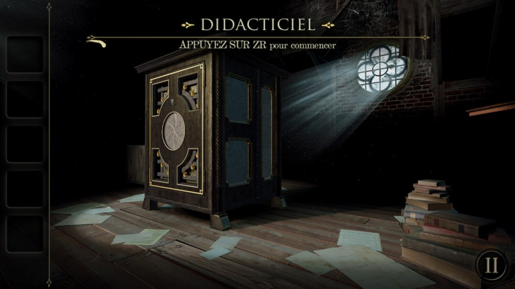 The Room Switch - didacticiel