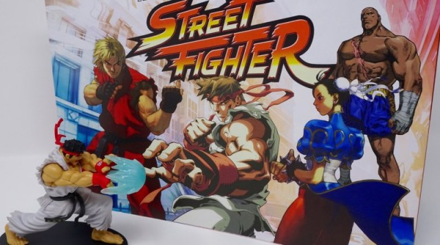 UBUH Gouaig-Figurines-de-collection-Street-Fighter-Altaya