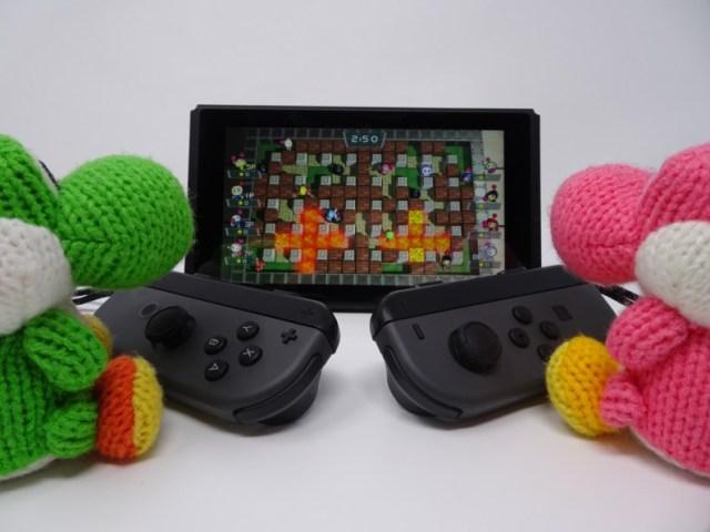 UBUH Gouaig-Unboxing-Nintendo-Switch