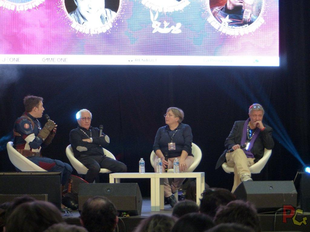 Hero Festival Saison 5 - doubleurs en conférence