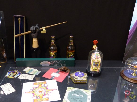 Hero Festival Saison 5 - exposition Harry Potter