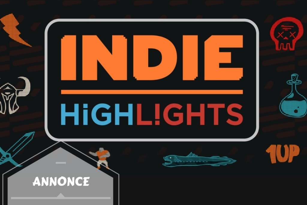 Annonce Nintendo - Indie Highlights 2019