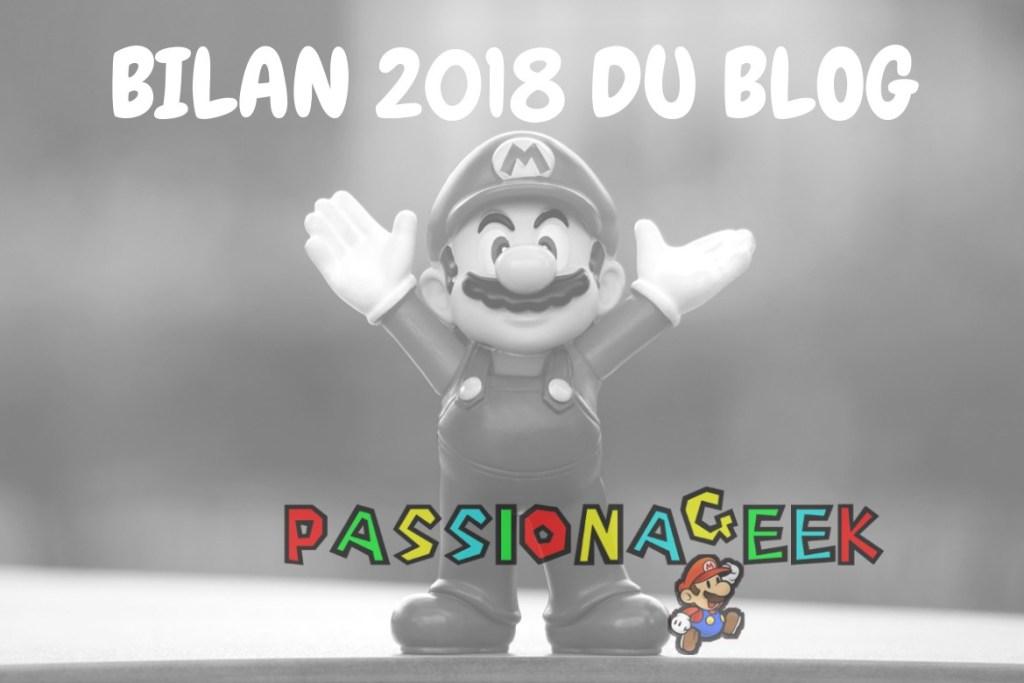 Bilan PassionaGeek 2018