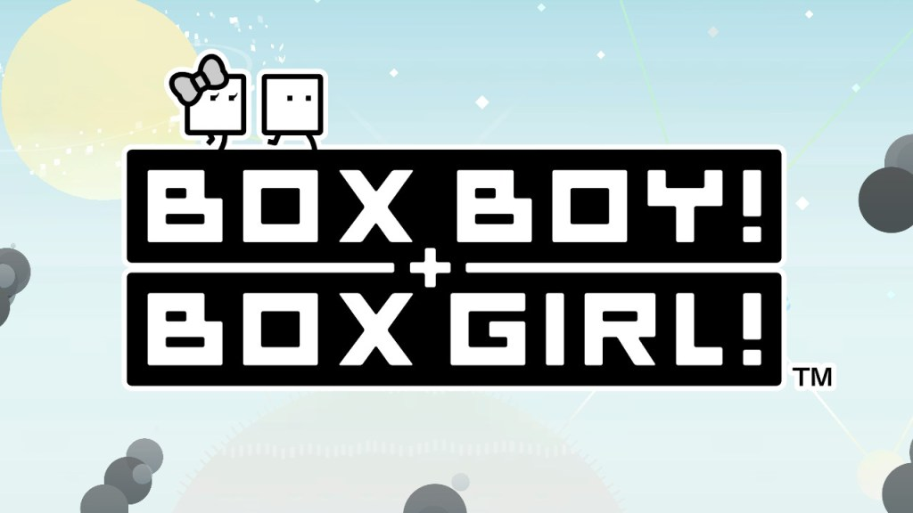 BoxBoy + BoxGirl
