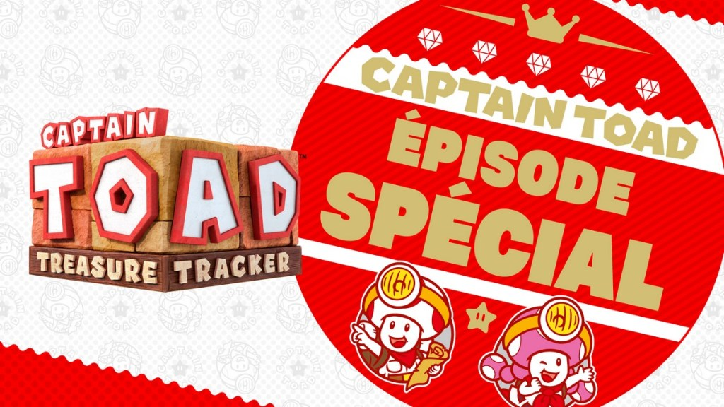 Captain Toad Episode Special
