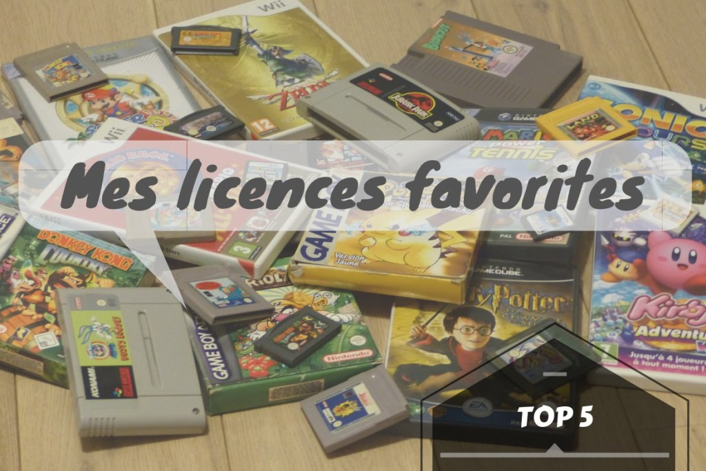 Top 5 Licences