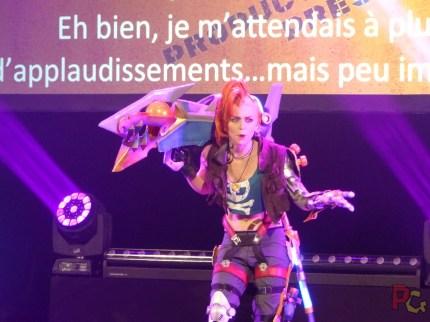 MAGIC2019 5ème anniversaire - concours de Cosplay