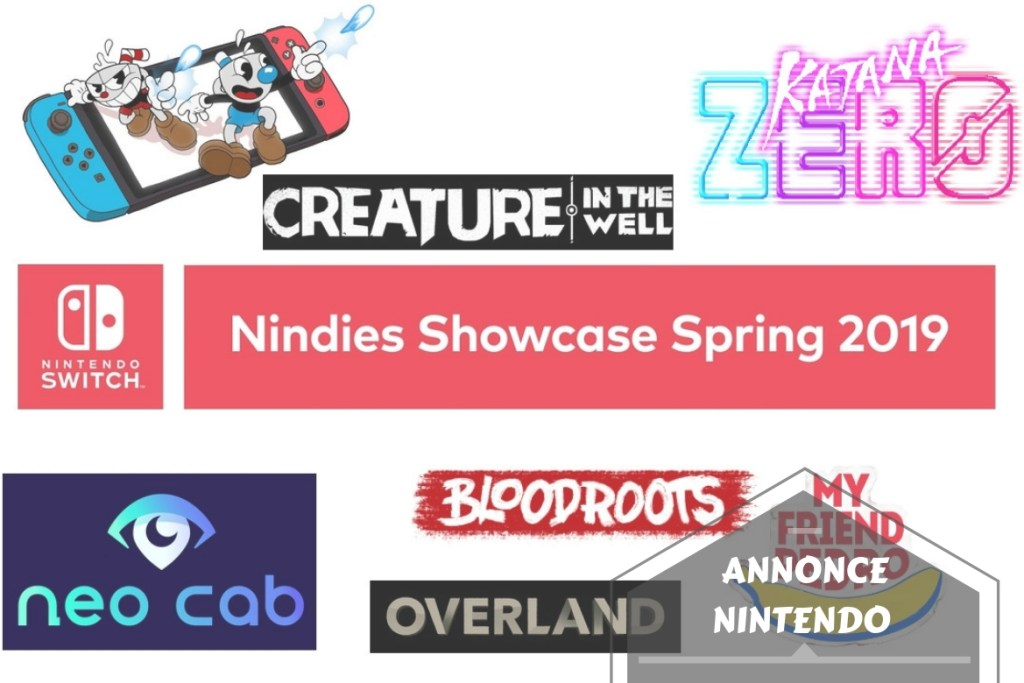 Nindies Showcase mars 2019