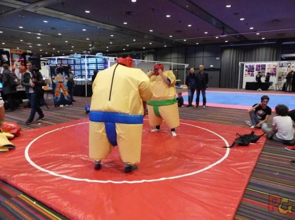 Play Azur Festival 2019 - combat de sumo