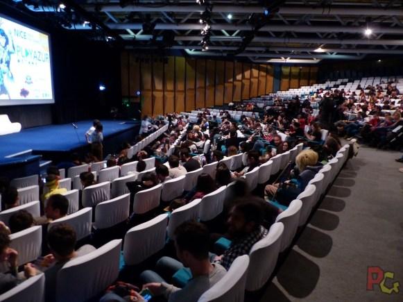 Play Azur Festival 2019 - salle de conférence