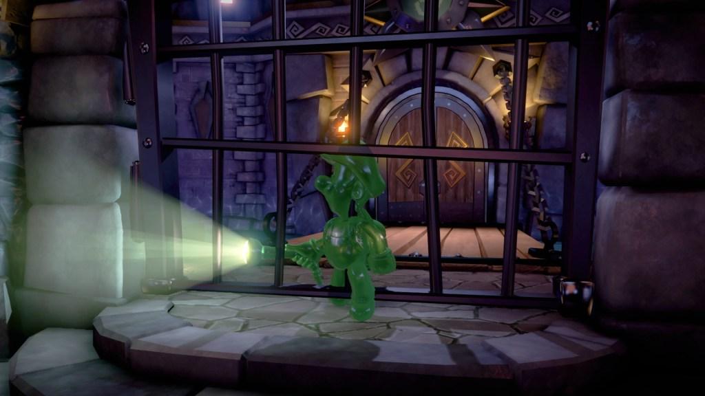 Nintendo E3 2019 - Luigi's Mansion 3 Gluigi