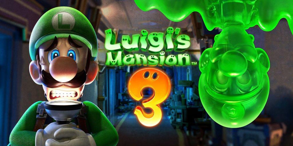 Nintendo E3 2019 - Luigi's Mansion 3