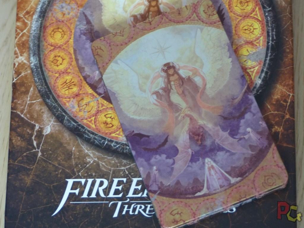 Unboxing Fire Emblem Three Houses - steelbook