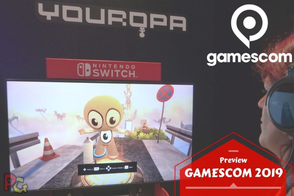 Preview gamescom Youropa